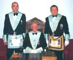 Installation of W.Bro A.P.S.Browning 26th October2005