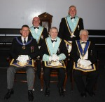 Installation of W.Bro Dr P.A.Mundell 24th October2012