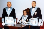 Installation of W Bro Dr P.A.Mundell 24th Oct1990