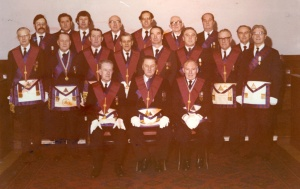 Derwent Chapter Founder Members